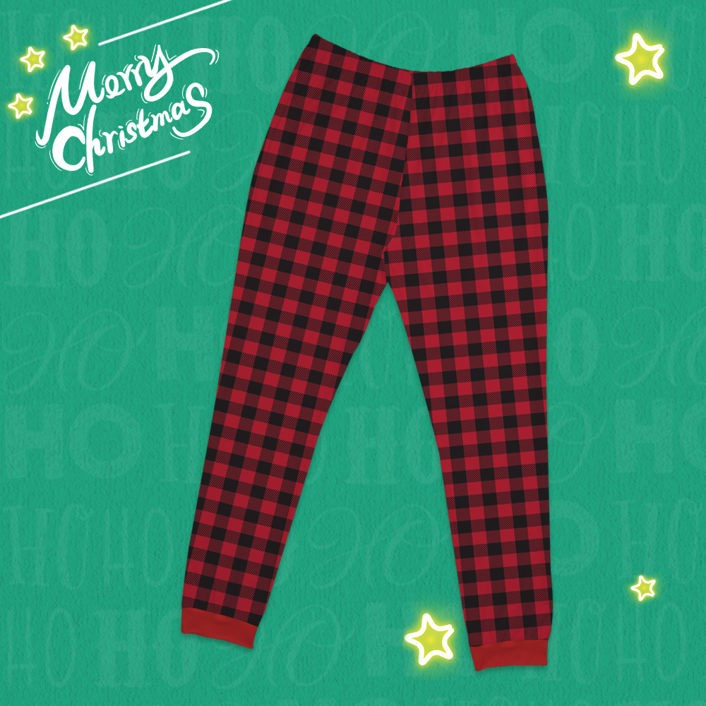 Custom Merry Christmas Story Pajamas-Pajama Bottoms