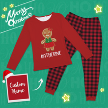 Custom Merry Christmas Story Pajamas-Pajama Tops