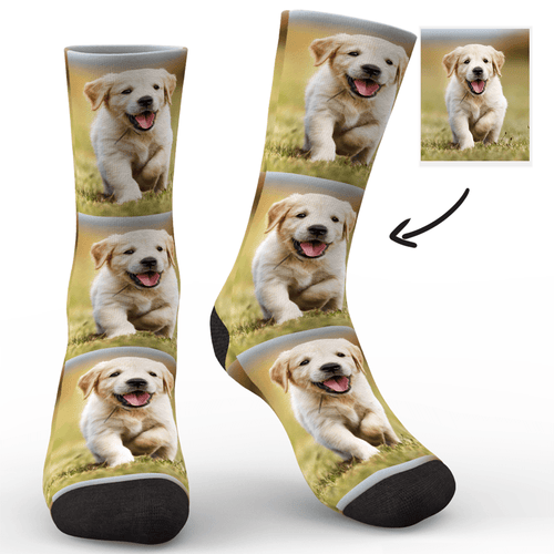 Personalised Picture Socks