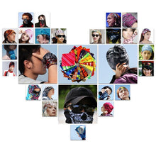 Microfiber Bandana Headband Sports Headwear Cycling Hair Scarf Face Shield