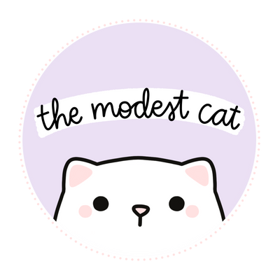 The Modest Cat