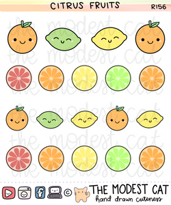 Citrus Fruits (R156)