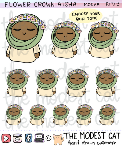 Flower Crown Aisha (R173)