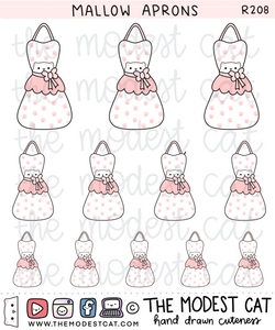 Mallow Aprons (R208)