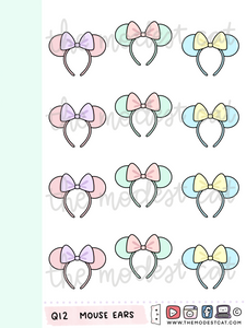 Micro Mouse Ears (Q12)