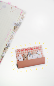 Molang Page Markers
