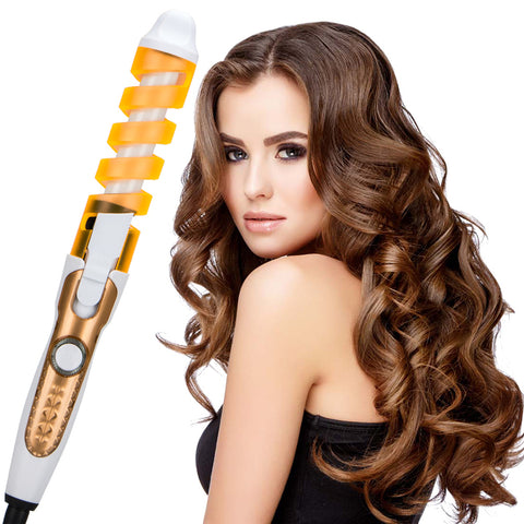 Spiral Curling Hair Styler