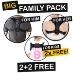 RightBack Big Family Pack (2+2 FREE)