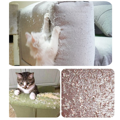 Couch Scratch Guards For Cats (4pcs)