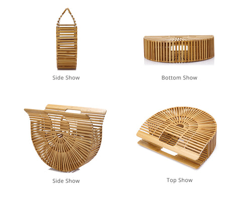 Image of Summer Bamboo Handbags