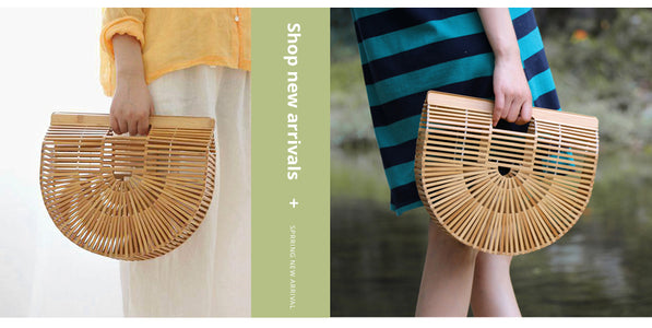 Summer Bamboo Handbags