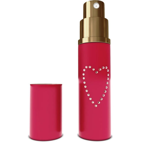 Image of Pink Lipstick Pepper Spray - Self Defense