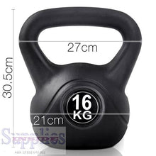 Load image into Gallery viewer, Everfit Kettlebells Fitness Exercise Kit 16kg