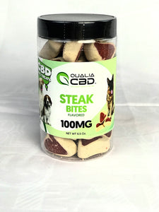 Dog Treats - Steak Bites