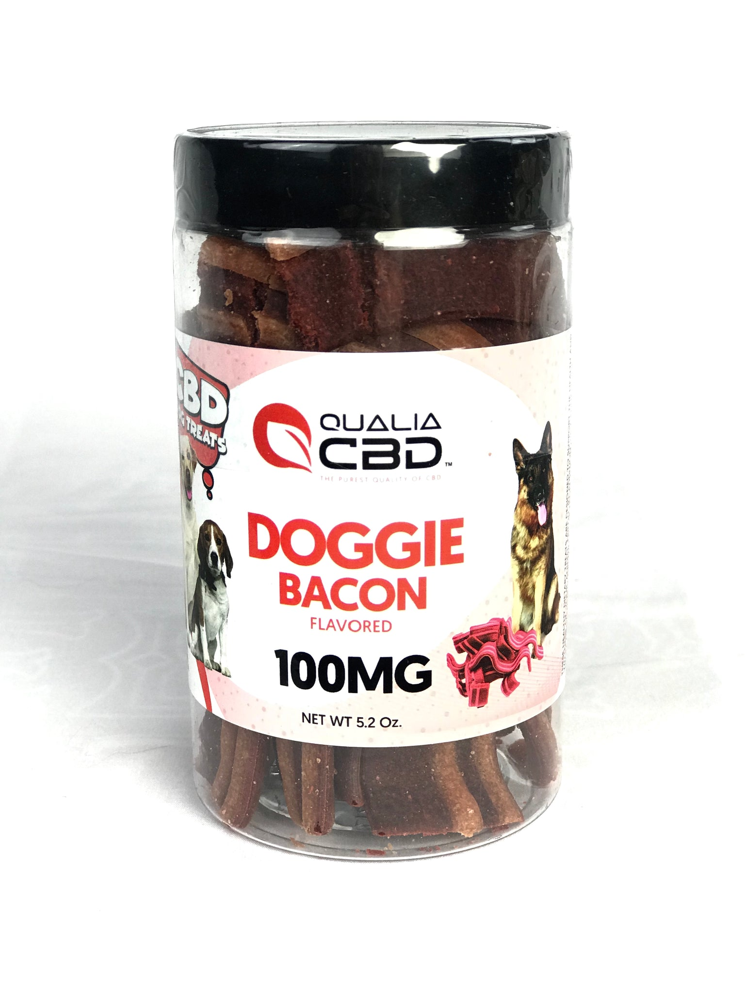 Dog Treats - Doggie Bacon