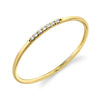 7 Diamond Stacking Ring