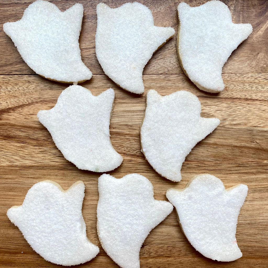 Spooky Sugar Cookies (INDIVIDUAL SHAPES)