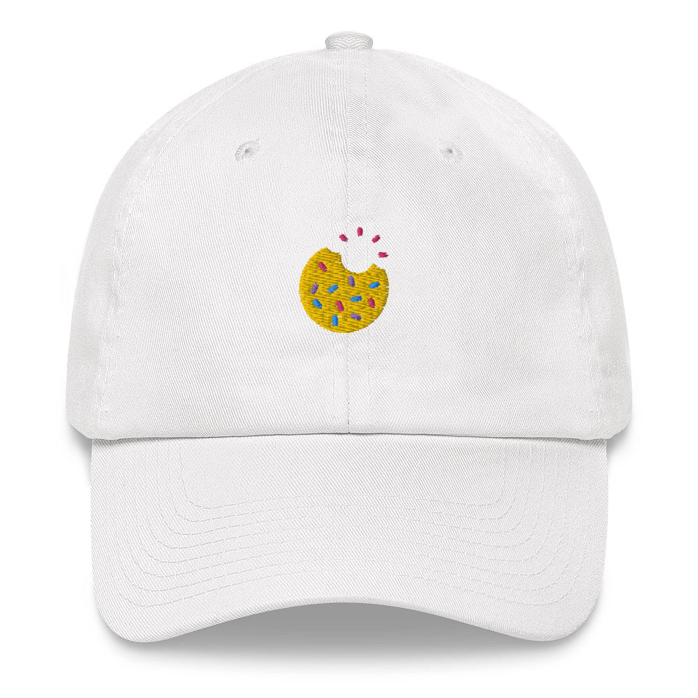 Embroidered Cookie Hat