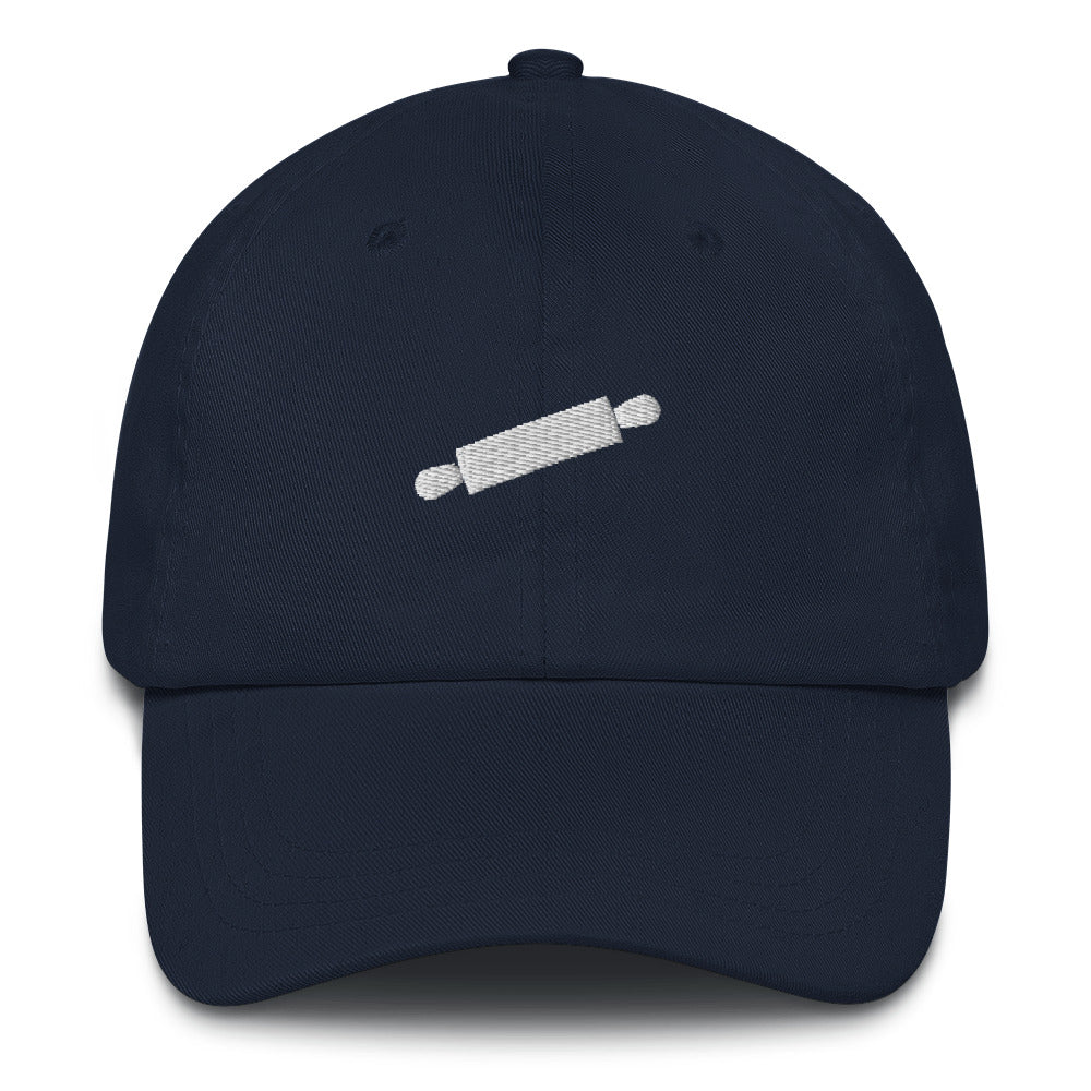 Embroidered Rolling Pin Hat