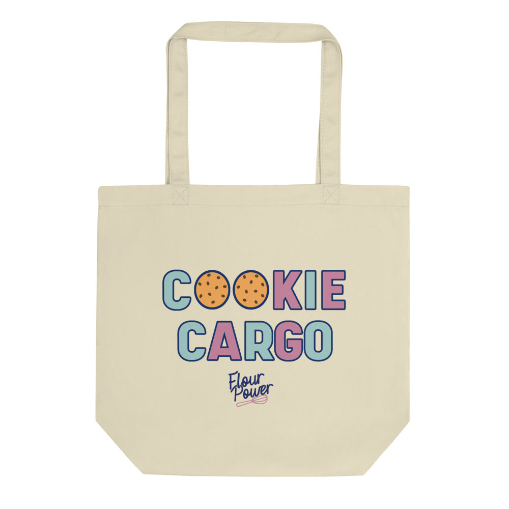 Cookie Cargo Tote