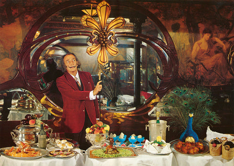TALK: Dali & Food, Friday Feb. 3 at 6:30 p.m.