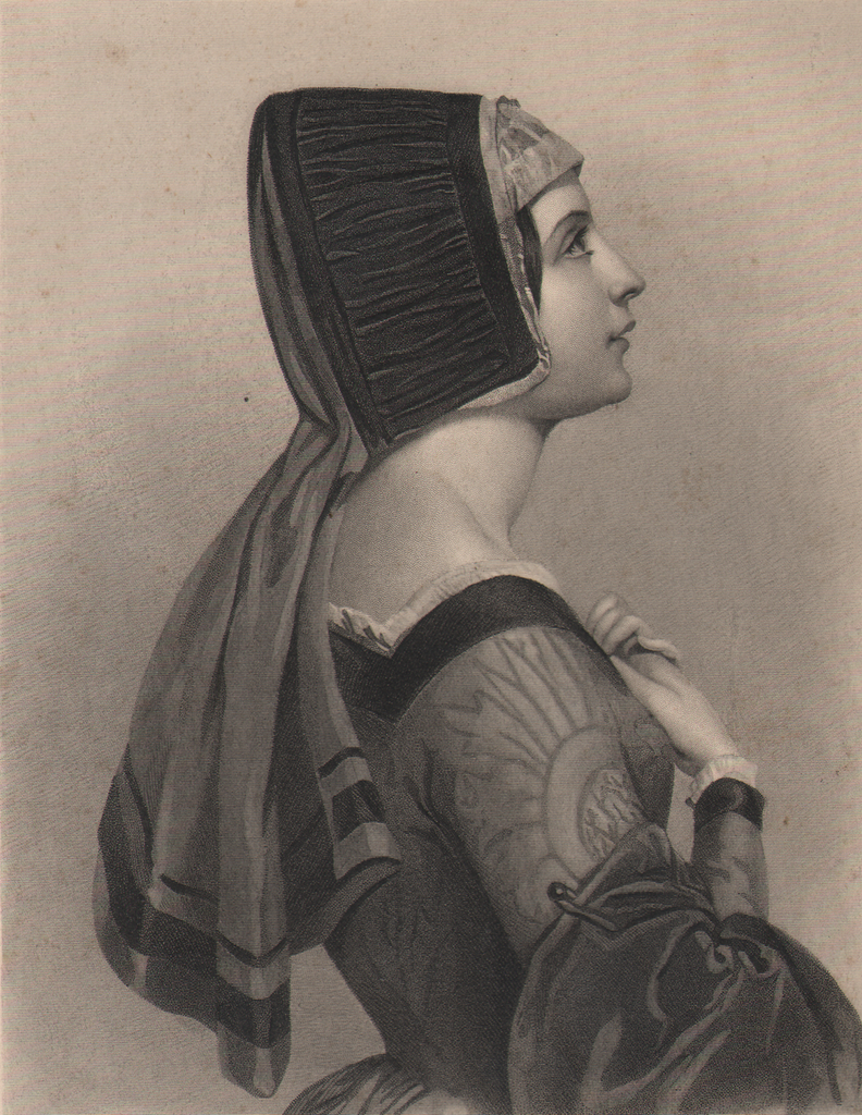 Lady Grey by Wright, 1860