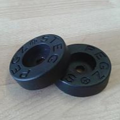 SPR01 - Spare Rubbers - Comes with longer bolts running 2 rubbers.