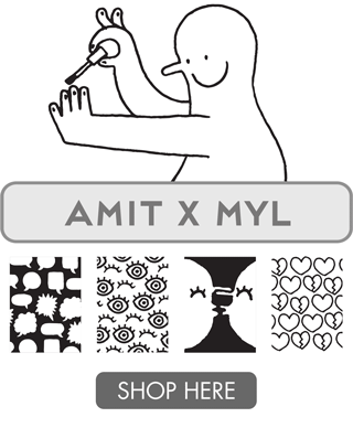 MOYOU LONDON AMIT X MYL