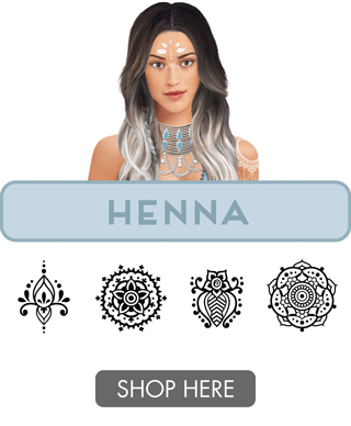 MOYOU LONDON HENNA