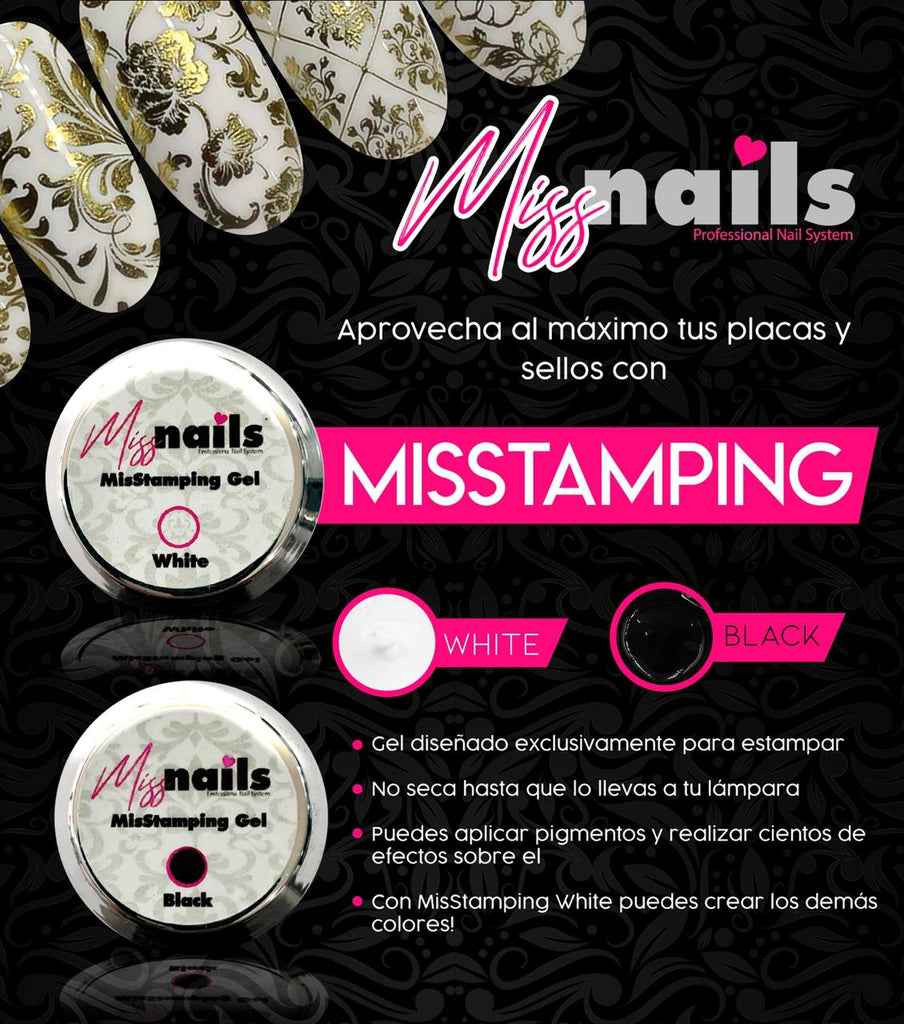 Stamping Gel - Miss Nails