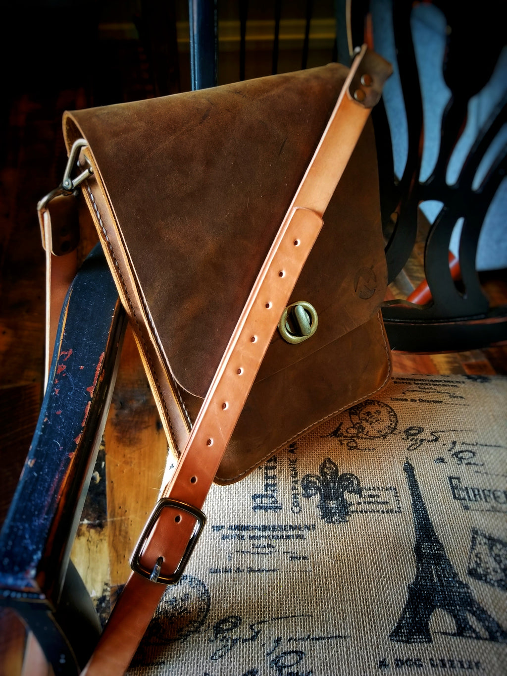 Mile High Messenger Bag