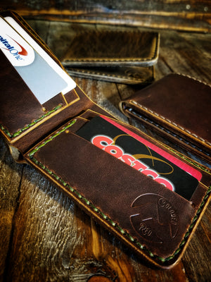 Buffalo Bifold wallet
