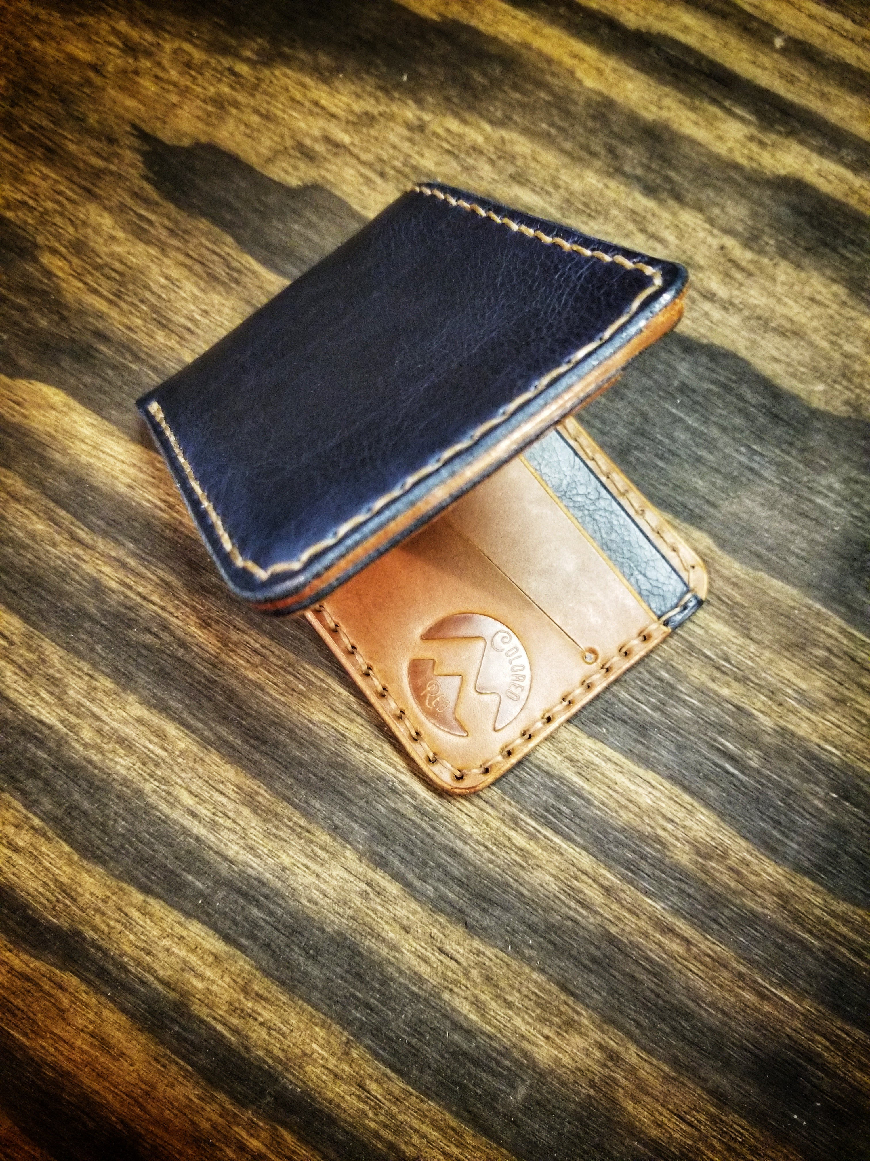 Buffalo Bifold - Italian Leather Buttero