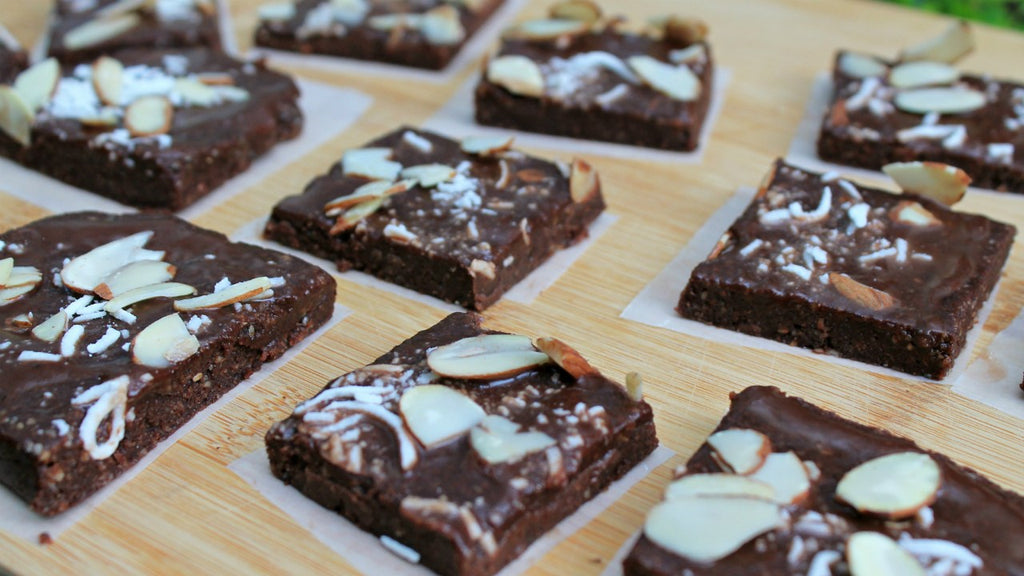 Brownies de chocolate SIN HORNO