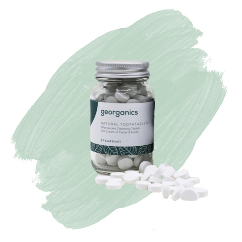 Georganics Toothpaste Tablets