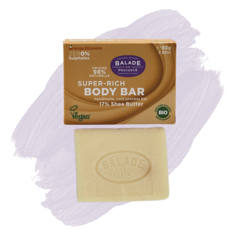Balade en Provence Body Bar Orange Flower