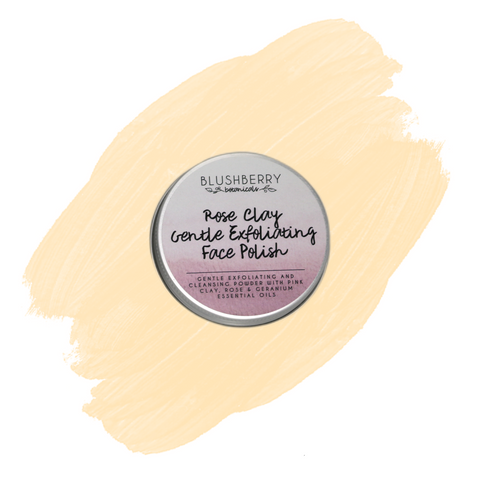 Blushberry Botanicals Face Polish
