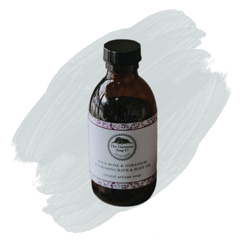 The Dartmoor Soap Co. Bath & Body Oil