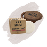 Norse Shaving Soap - with shaving bowl included