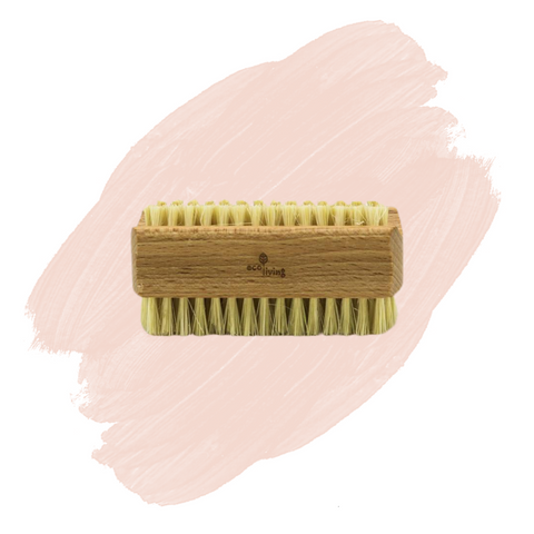 Beech Wood & Plant Fibre Nail Brush
