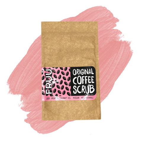 Fruu Coffee Scrub