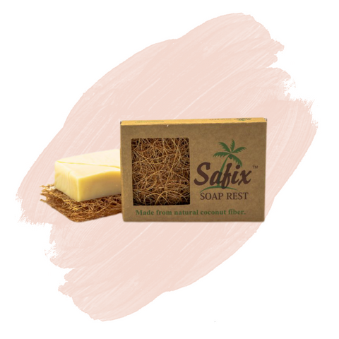 Safix Coconut Soap Rest