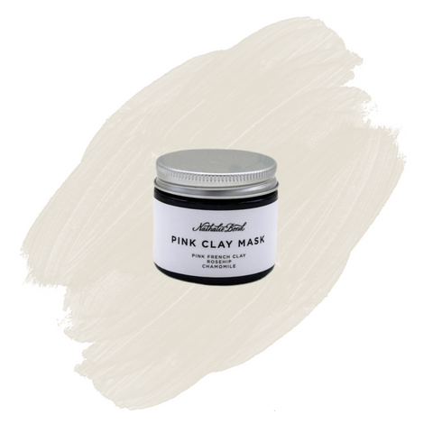 Nathalie Bond Pink Clay Face Mask