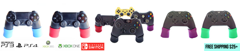 Best Playstation 4 Grips For The Controller