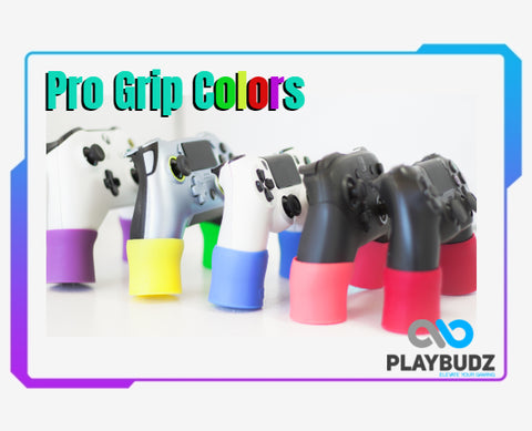 Playbudz Colors - Controller Grip Colors