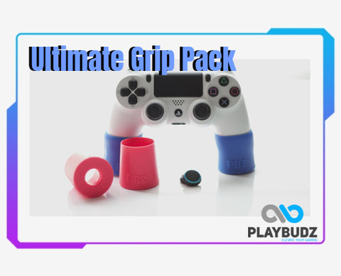 Ultimate PRO Grip Pack For The PS4 & XBox Controller