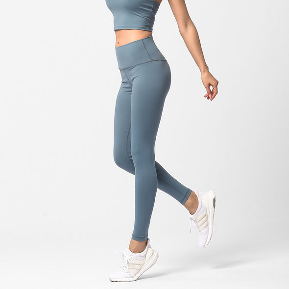 【Pure color】2019 Hip-up running fitness yoga pants