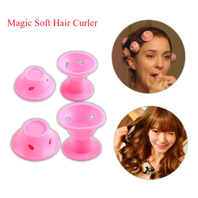 Silicone Hair Curler  |Only $0.99 Each |