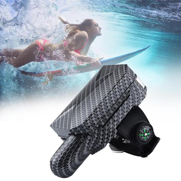 High Quality Portable Lifesaving Bracelet Float Wristband With CO2 Cylinder Inflatable Bladder Outdoor Swim Surf Self Rescue