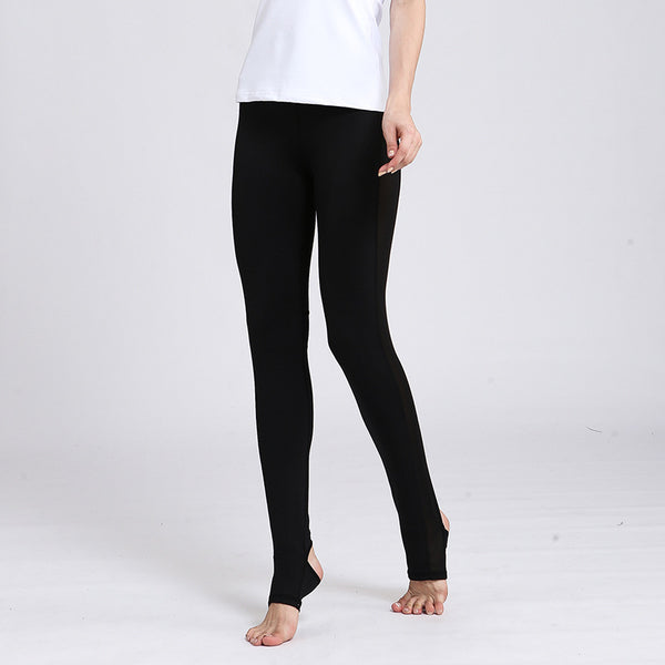2019 New Euro-American Tight Elastic Quick-drying Yoga Pants